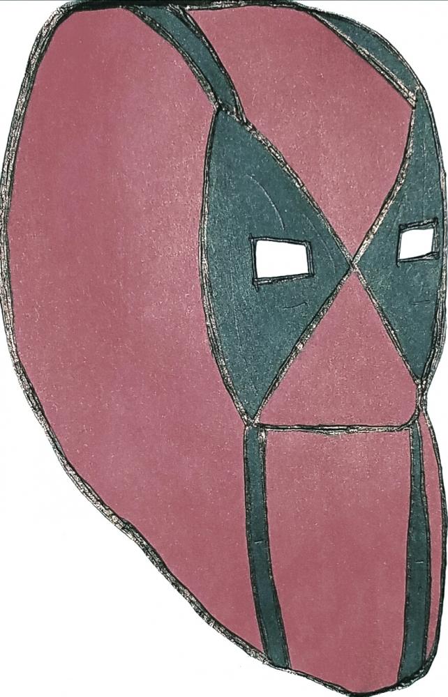 Deadpool par armattock